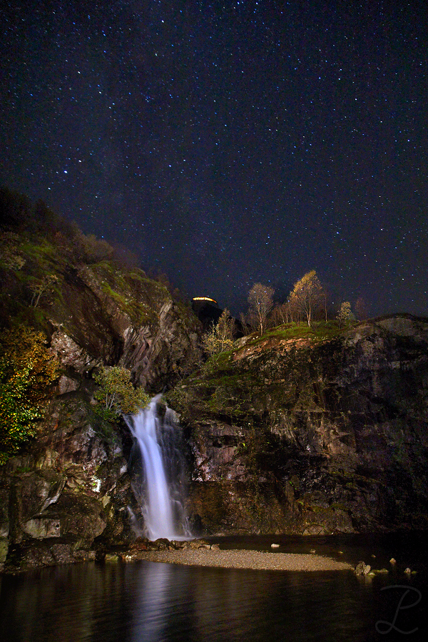 Starry Skies in Norway