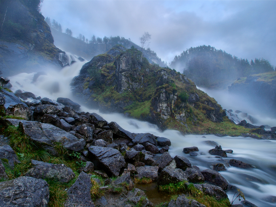 Mystic Waterfall 4