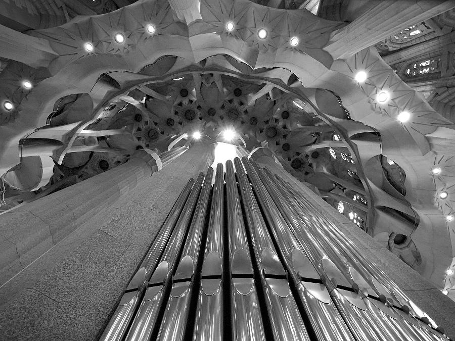 Sagrada Familia 3, Barcelona