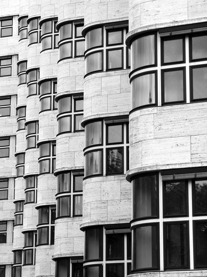 Shell-House, Berlin