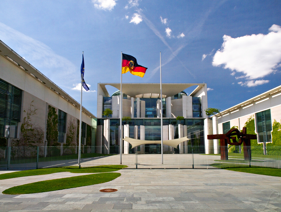 Kanzleramt, Berlin