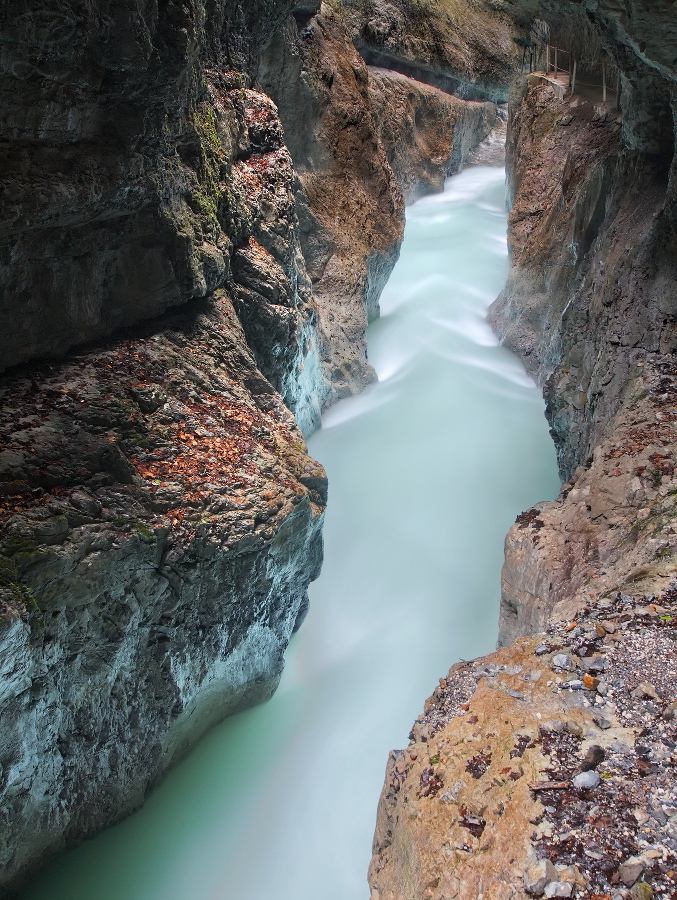 Turquoise Stream