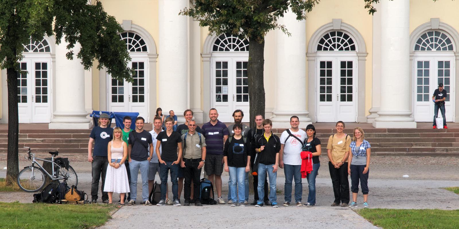 Kassel devMeet Groupphoto